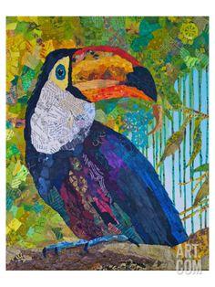 Toucan #2 Art Print at Art.co.uk