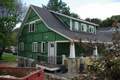Green Homes Built on a Budget | Green Alliance
