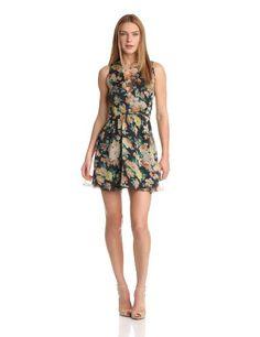 DV by Dolce Vita Women's Delyth Dress, Black Floral, Small DV by Dolce Vita  http://www.amazon.com/gp/product/B00AXX9I70/ref=as_li_ss_il?ie=UTF8=1789=390957=B00AXX9I70=as2=balitour07-20