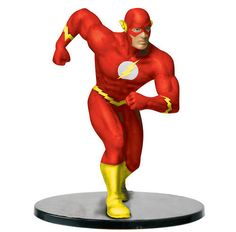 The Flash Cake Topper Birthday Figure Figurine by CakesNotIncluded