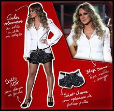 figurino claudia leitte (Foto: Tv Globo/ The Voice)
