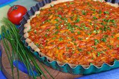 Mozzarella, Quiche, Macaroni And Cheese, Eat, Ethnic Recipes, Desserts, Food, Easy Recipes, Pies
