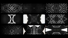 Oxyde Noir - Construct (Titles) in Contemporary animation & motion graphics on Vimeo