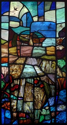 painted+stained+glass | My 'Plein Air' Painting Gallery