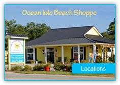Be sure to stop by Sunset Slush during your trip to Ocean Isle Beach! Offering Italian Ice in 30 great flavors, your family will make memories sitting in the rocking chairs after a fun filled day on the beach. Show them your Sunset Properties vacation rental key for $.50 cents off all menu items and $1 off t-shirts or a souvenir koozie! See http://www.vacationrentalsatoceanisle.com/ocean-isle-perks.htm for more information!