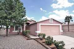 2/15/14. 4721 Territorial Loop - $99,000. ARE YOU PAYING $500/mo or more in RENT? See if you can own this home, with a 2 car garage, for less than renting!! Large open kitchen & dining. Large laundry & good interior storage. Private backyard w/covered patio & block wall. Great starter, investment, or vacation home. MLS#148018. Call Lisa Vaughan, 520-227-2868, or email LisaV@LongRealty.com. www.LisaV.LongRealty.com.