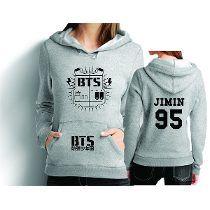 Blusa Moletom Casaco Kpop Bangtan Boys Bts Jimin 95 Bts Hoodie, Bts Shirt, Blusas Do Bts, Bts Jimin, Camisa Bts, Kpop Fashion, Fashion Outfits, Bts Clothing, Fashion Merchandising