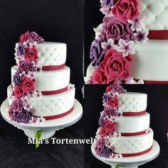 Hochzeitstorten - Mias Tortenwelt