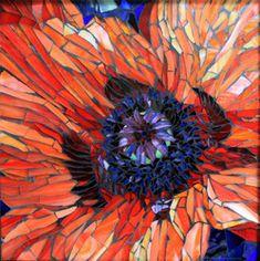 Mosaic Artists Gallery of Small Art Mosaics - Showcase Mosaics