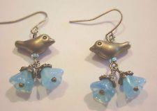 Antique Czech earrings