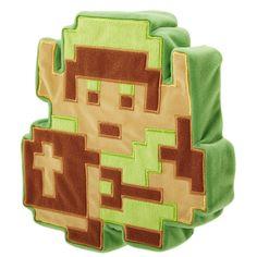 World of Nintendo Zelda Link 8 Bit Plush Figure