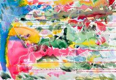 Blue Monday Dreaming - Mark Ari – et fototapet til alle rom – Photowall Decoration, Motifs, Blue, Painting, Art, Paper Glue, Wallpaper, Paper Size, Wall Art