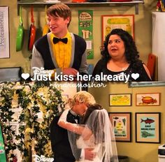 Raura doubled kissed in this one