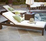 Chatham Single Chaise & Cushion <3