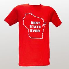 Wisconsin - Best State Ever! @Adrienne Penta your future home.