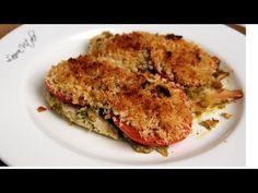 Pesto Baked Chicken Recipe - Laura Vitale - Laura in the Kitchen Episode 296 - YouTube