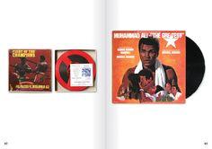 Muhammad Ali - Super 8 - Vinyl