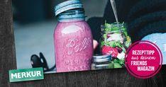 friends Magazin :: Voll wertvoll Smoothies, Mason Jars, Mugs, Friends, Tableware, Tips, Smoothie, Amigos, Dinnerware