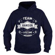 Cool  HANSON, HANSON T Shirt, HANSON Name T-Shirts