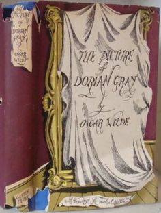 UK Edition of The Picture of Dorian Gray.  Published by the Castle Press in London, 1948.  llustrated by Michael Ayrton.