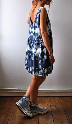 Les Trucs de Tatihou : Robe Lucie de République du Chiffon