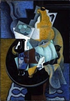Jean Metzinger, Fruit and jug on a table