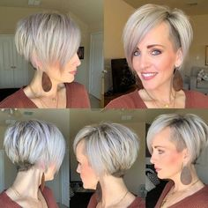 Long-Straight-Pixie-Cut Short Straight Hairstyles 2019 - New Site Trending Hairstyles, Short Bob Hairstyles, Hairstyles With Bangs, Cool Hairstyles, Famous Hairstyles, Straight Haircuts, Hairstyles 2016, Pixie Haircuts, Thin Hair Cuts