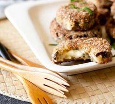 A berinjela empanada pode ser servida como tira-gosto, como entrada ou acompanhamento. Veja nossas d... - Receitas sem Fronteiras