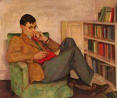 pintura de Brigid Ganly (1945)