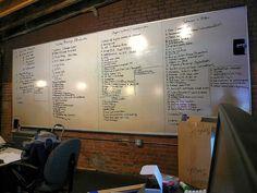 GTD. La lista de proyectos, como un recurso clave