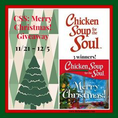Chicken Soup for the Soul: Merry Christmas! #Review & #Giveaway @ChickenSoupSoul #ChickenSoupfortheSoul #HolidayGiftGuide