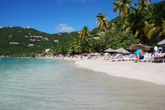 Sugar Cane Beach Tortola - British Virgin Islands