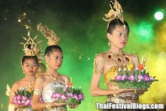 My Top 10 Favourite Thai Festivals | Richard Barrow