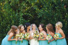 Tiffany Blue Wedding: Kristen and Kevin