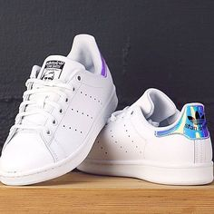 "The Adidas Stan Smith ""Hologram"" is now available at @neo_pasadena. Make sure to…"