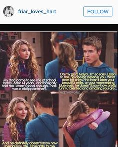I cannot wait for girl meets forgiveness