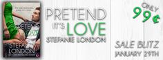 I Love Romance: ON SALE: PRETEND IT'S LOVE (BEHIND THE BAR) BY STE...