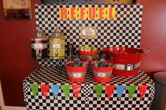 Monster Truck Birthday Party Ideas Decoration Baby Shower 18 Ideas For 2019 Race Car Birthday, Monster Truck Birthday, Cars Birthday Parties, Monster Trucks, 4th Birthday, Husband Birthday, Birthday Ideas, Nascar Party, Nascar Race Cars