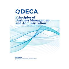 2015 Principles of Business Sample Content Interviews from DECA Images