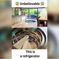 Just imagine going in there after a long sweaty day. True Interesting Facts, Some Amazing Facts, Interesting Facts About World, Intresting Facts, Unbelievable Facts, Amazing Places On Earth, Wonderful Places, Beautiful Places, Dream Home Design