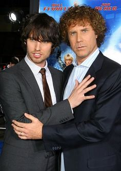 Blades of Glory best movie ever:) he kinda looks cute with dark hair - Jon Heder IS cute!  And this is one of my ALL TIME favorite comedies.