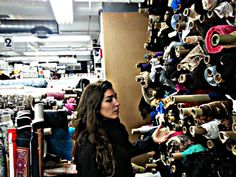 Mood Designers Fabrics NYC: My Shopping Experience Mood Designer Fabrics, Lima, Peru, Fabric Design, Photo Wall, Designers, Nyc, Frame, Shopping