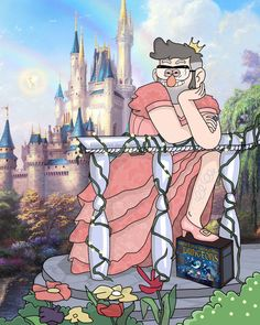 Stanford is the best Disney Princess ever QwQ