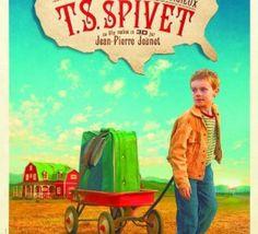 L'extravagant Voyage du jeune et prodigieux T. S. Spivet