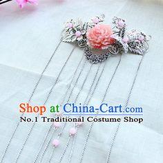 Handmade Chinese Hair Accessories Barrettes Hairpin Hair Sticks Hair Jewellery…