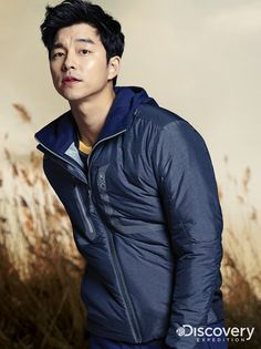 Discovery Expedition Fall 2014 Ads feat. Gong Yoo