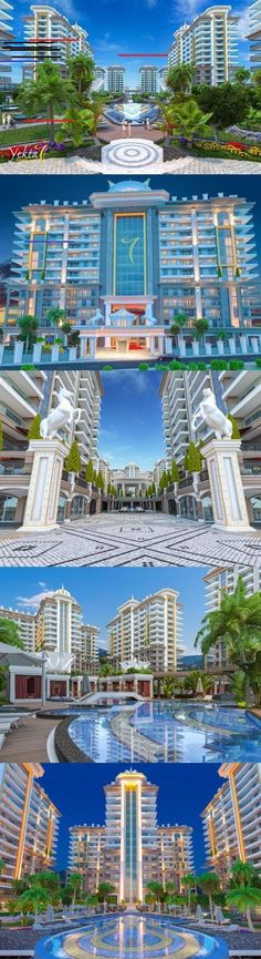 Buy Investment Property in Alanya We help you Buy, Rent & Manage and Houses. We do Everything for you. Find Property, Investment Property, Property For Sale, Marine City, Annual Leave, Basalt Stone, Pent House, Do Everything, Ice Age