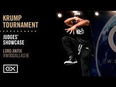 Lord Antix | Krump Tournament Judges' Showcase | World of Dance Dallas 2016 |