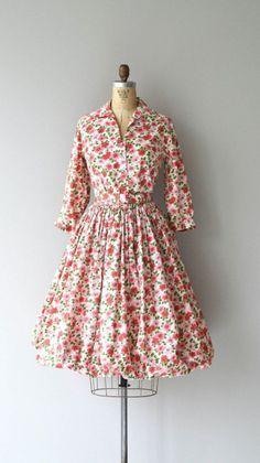 Dress, 1950s.