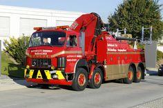 SAURER tow wrecker Heavy Duty Trucks, Heavy Truck, Tow Truck, Fire Trucks, Rescue Vehicles, Fire Engine, Modern Warfare, Diesel, Modeling